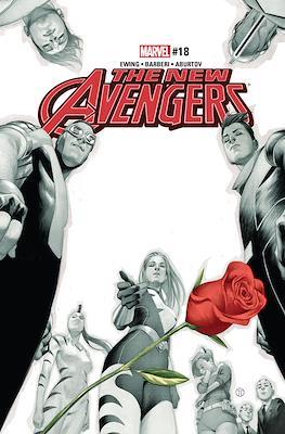 The New Avengers Vol. 4 (2015-2016) #18