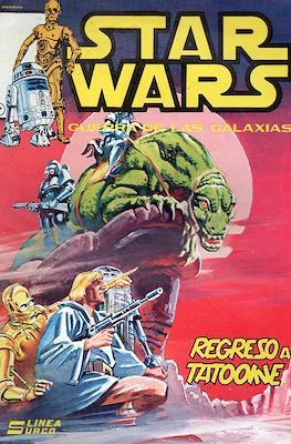 Star Wars. La Guerra de las Galaxias (Grapa) #7