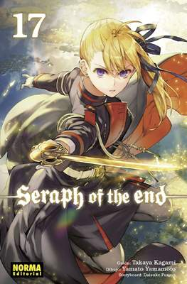 Seraph of the End (Rústica) #17