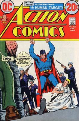 Action Comics Vol. 1 (1938-2011; 2016-) (Comic Book) #423