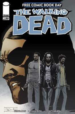 The Walking Dead: Free Comic Book Day 2013 Special