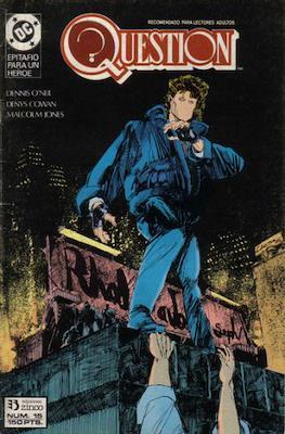 Question (1988-1991) (Grapa) #15