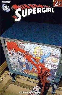 Universo DC: Supergirl (Rústica, 544-512-528-424 páginas) #2