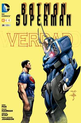 Batman / Superman. Nuevo Universo DC (Grapa) #26