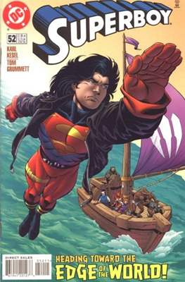 Superboy Vol. 4 #52