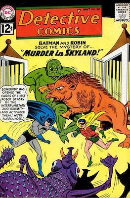 Detective Comics Vol. 1 (1937-2011; 2016-) (Comic Book) #303