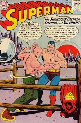 Superman Vol. 1 / Adventures of Superman Vol. 1 (1939-2011) (Comic Book) #164