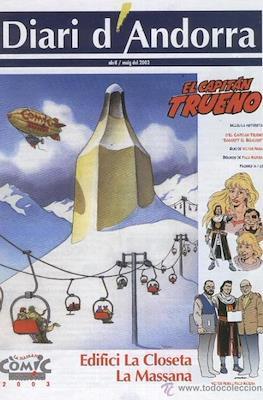 Diari d'Andorra. La Massana Cómic (Grapa 36 pp) #2