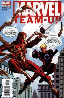 Marvel Team-Up Vol. 3 (Comic-Book) #21