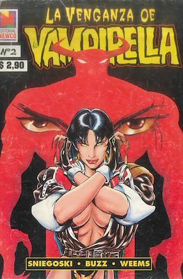 La venganza de Vampirella #2