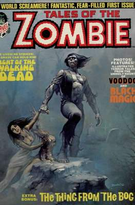 Tales Of The Zombie (Magazine) #1