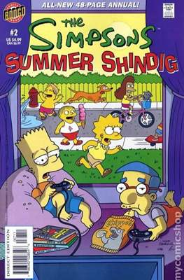 The Simpsons Summer Shindig (Grapa) #2