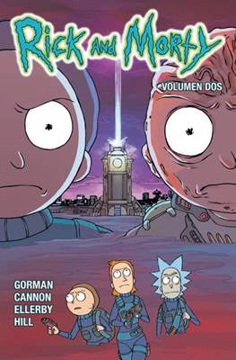 Rick and Morty (Rústica 128 pp) #2