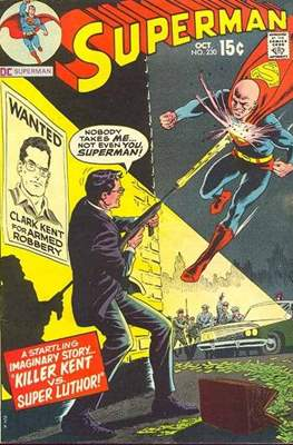 Superman Vol. 1 / Adventures of Superman Vol. 1 (1939-2011) (Comic Book) #230