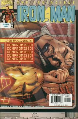 Iron Man Vol. 3 (1998-2004) #8