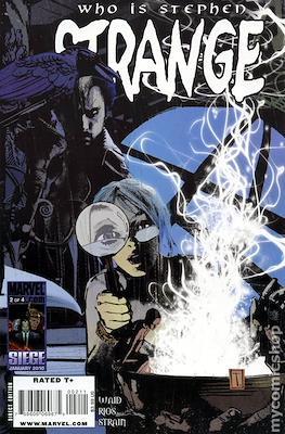 Strange Vol. 2 (2009-2010) (Comic Book) #2