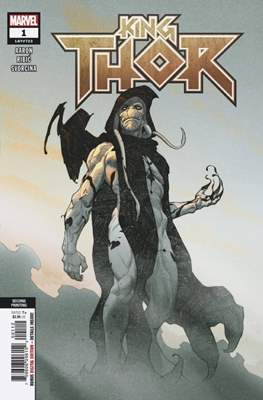 King Thor (Variant Cover) (Comic Book) #1.1