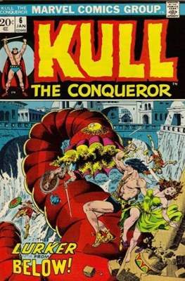 Kull the Conqueror / Kull the Destroyer (1971-1978) #6
