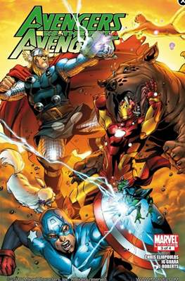 Avengers vs. Pet Avengers (Digital). 2010 #3