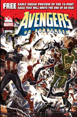 Avengers No Surrender Free Preview