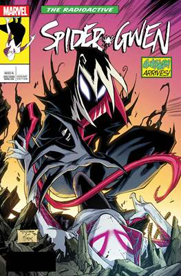 Spider-Gwen Vol. 2. Variant Covers (2015-...) #25
