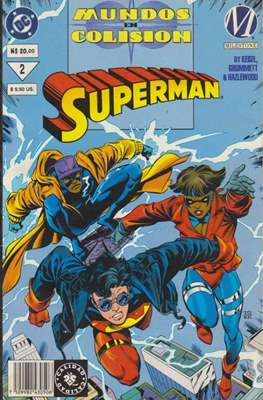 Superman: Mundos En Colision (Rústica) #2