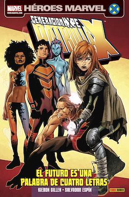 Patrulla-X: Generación Hope (2011). Héroes Marvel