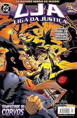 Liga da Justiça. 1ª série (Brochado. 100 pp) #9