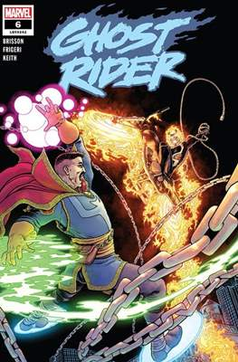 Ghost Rider (2019-) #6
