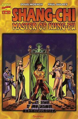 Shang-Chi. Master of Kung-Fu (Rústica 112-128 páginas) #2
