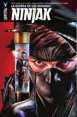 Ninjak (Rústica 144 pp) #2