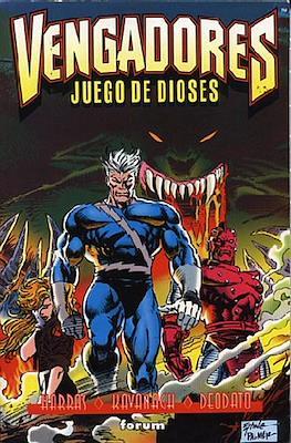 Vengadores: Juego de dioses (1996)