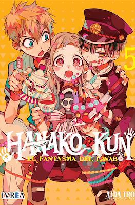 Hanako-kun: El fantasma del lavabo #5