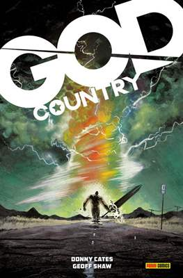 God Country (Cartoné 184 pp) #