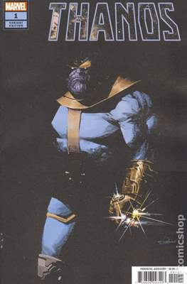 Thanos (2019 Variant Cover) #1.3