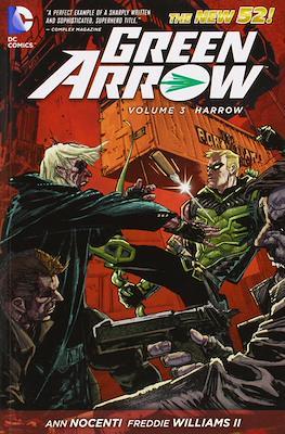 Green Arrow (2011-) New 52 (Rústica) #3