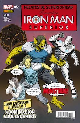 El Invencible Iron Man Vol. 2 (2011-) (Grapa - Rústica) #52