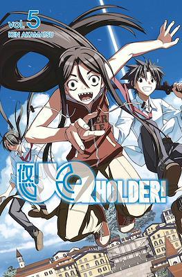 UQ Holder! (Paperback) #5