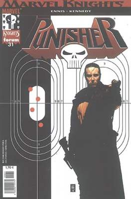 Marvel Knights: Punisher Vol. 2 (2002-2004) (Grapa 24 pp) #31