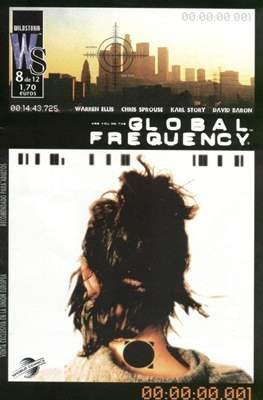 Global Frequency #8