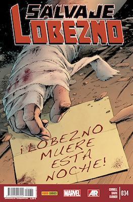 Lobezno Vol. 5 / Salvaje Lobezno / Lobeznos / El viejo Logan Vol. 2 (2011-2019) (Grapa) #34