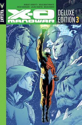 X-O Manowar Deluxe Edition #3
