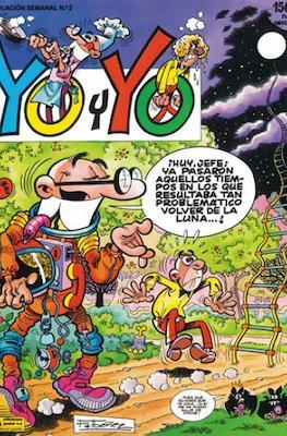 Yo y Yo (Grapa 36 pp) #2