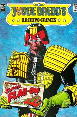Judge Dredd`s. Archivo del crimen #2