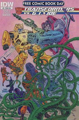 Transformers vs G.I.Joe #0