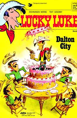 Lucky Luke (Softcover) #36
