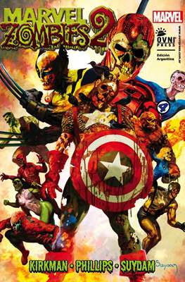 Marvel Zombies (Rústica) #2