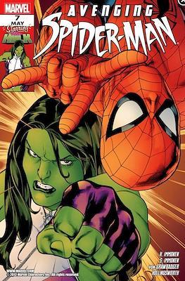 Avenging Spider-Man #7