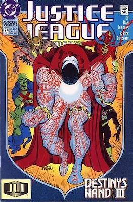 Justice League / Justice League International / Justice League America (1987-1996) (Comic-Book) #74