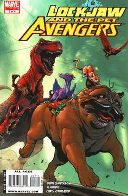 Lockjaw and the Pet Avengers (Comic Book) #2